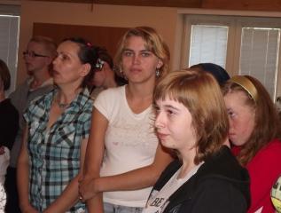 Specjalny Ośrodek Wychowawczy - Rozpoczęcie nowego roku szkolnego 2011/2012