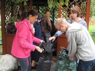 Specjalny Ośrodek Wychowawczy - Sprzątanie świata