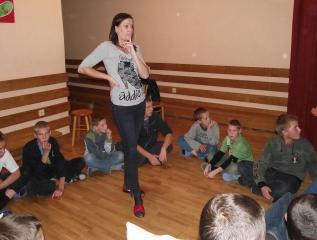 Specjalny Ośrodek Wychowawczy - Jesienne rozgrywki międzygrupowe