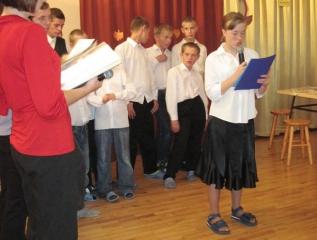 Specjalny Ośrodek Wychowawczy - Dzień Papieski i Dzień Edukacji Narodowej