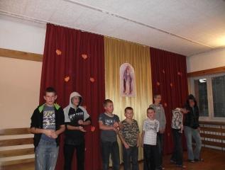 Specjalny Ośrodek Wychowawczy - Dzień chłopaka