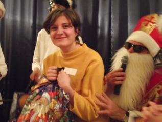 Specjalny Ośrodek Wychowawczy - Wizyta św. Mikołaja