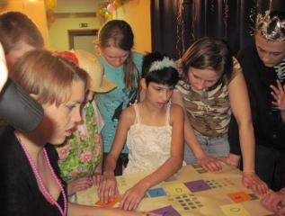Specjalny Ośrodek Wychowawczy - Bal Karnawałowy