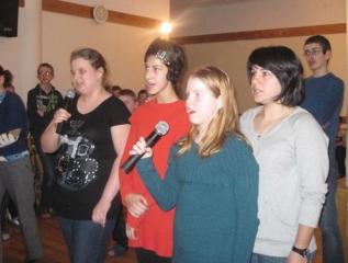 Specjalny Ośrodek Wychowawczy - Konkurs piosenki karaoke