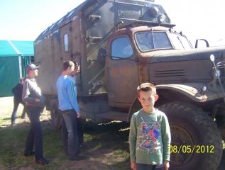 Specjalny Ośrodek Wychowawczy - Muzeum sprzętu wojskowego w Mrągowie