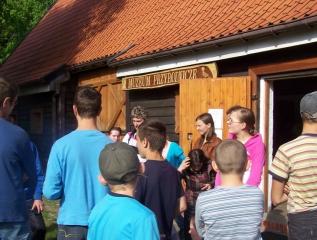 Specjalny Ośrodek Wychowawczy - Muzeum Przyrodnicze w Krutyni