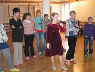 """Specjalny Ośrodek Wychowawczy - """"Śpiewać każdy może"""" - konkurs karaoke"""