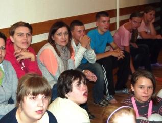 Specjalny Ośrodek Wychowawczy - Pierwsze spotkanie w nowym Roku Szkolnym 2012-2013