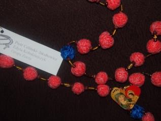 Specjalny Ośrodek Wychowawczy - Konkurs na najciekawszy różaniec