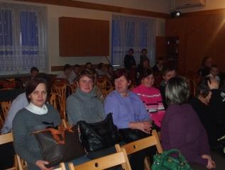 Specjalny Ośrodek Wychowawczy - Świąteczne przedstawienie - życzenia przy opłatku
