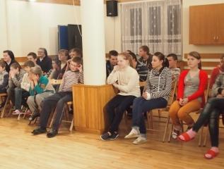 Specjalny Ośrodek Wychowawczy - Goście ze Szkoły Podstawowej w Świdrach