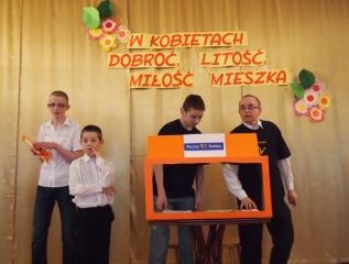 Specjalny Ośrodek Wychowawczy - Telegram z życzeniami
