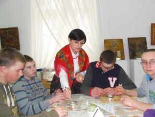 Specjalny Ośrodek Wychowawczy - Warsztaty