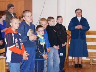 Specjalny Ośrodek Wychowawczy - Odpustowe świętowanie