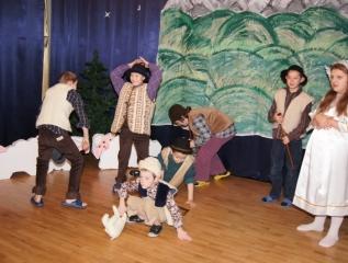 Specjalny Ośrodek Wychowawczy - Jasełka - radość spotkania