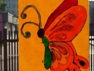 Specjalny Ośrodek Wychowawczy - Kolorowe witraże