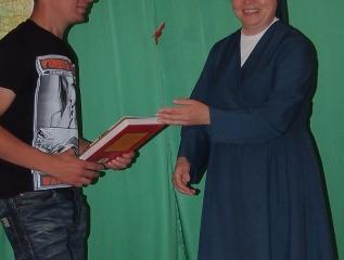 Specjalny Ośrodek Wychowawczy - Zakończenie Roku Szkolnego
