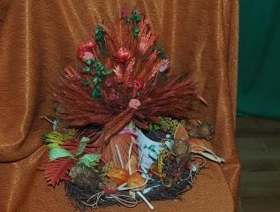 Specjalny Ośrodek Wychowawczy - Konkurs na stroik jesienny