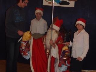Specjalny Ośrodek Wychowawczy - Święty Mikołaj w Ośrodku