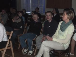 Specjalny Ośrodek Wychowawczy - Spotkanie pełne wzruszeń