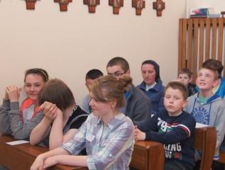Specjalny Ośrodek Wychowawczy - Nabożeństwa majowe