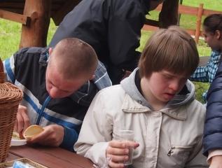 Specjalny Ośrodek Wychowawczy - Aktywnie i wesoło - czyli nasza wycieczka