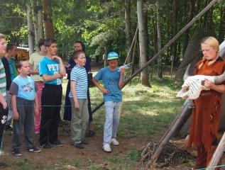Specjalny Ośrodek Wychowawczy - Indiańskie klimaty