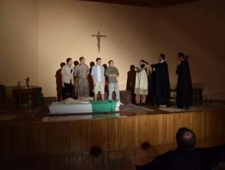 Specjalny Ośrodek Wychowawczy - Wizyta w Wyższym Seminarium Duchownym Diecezji Siedleckiej