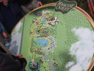 Specjalny Ośrodek Wychowawczy - Wycieczka do krainy Magicznych Ogrodów