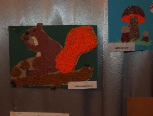 Specjalny Ośrodek Wychowawczy - Konkurs - Jesienna dekoracja