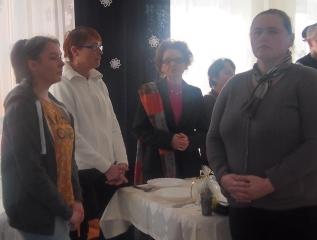 """Specjalny Ośrodek Wychowawczy - Jasełka - """"Kolędowy czas"""""""