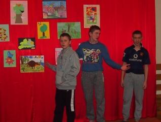 Specjalny Ośrodek Wychowawczy - Konkurs plastyczny na ilustrację do wierszy Jana Brzechwy