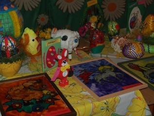 Specjalny Ośrodek Wychowawczy - Konkurs na ozdobę wielkanocnego stołu