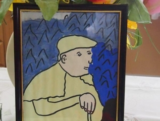 Specjalny Ośrodek Wychowawczy - Konkurs plastyczny - Jan Paweł II w oczach dziecka