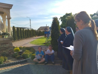 Specjalny Ośrodek Wychowawczy - Odmawiamy Litanię do Najświętszej Marii Panny
