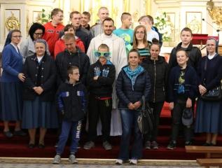Specjalny Ośrodek Wychowawczy - Uroczystość Świętego Michała Archanioła - Patrona Ośrodka