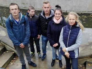 Specjalny Ośrodek Wychowawczy - Wycieczka do Powsina i Warszawy