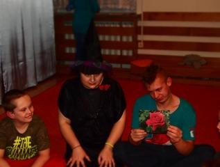 Specjalny Ośrodek Wychowawczy - Wieczór wróżb andrzejkowych