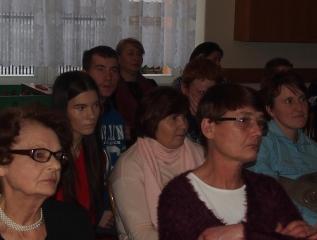 Specjalny Ośrodek Wychowawczy - Jasełkowe spotkanie dla rodziców