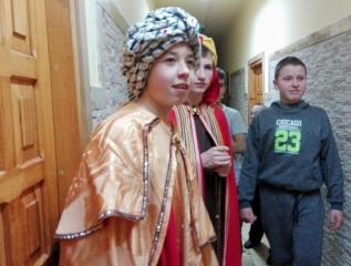 Specjalny Ośrodek Wychowawczy - Trzej Królowie od wschodu przybyli