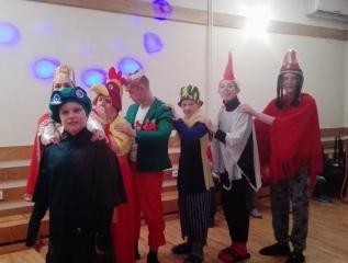 Specjalny Ośrodek Wychowawczy - W karnawale bawimy się doskonale