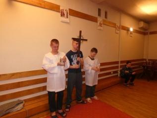 Specjalny Ośrodek Wychowawczy - Nabożeństwo Drogi Krzyżowej