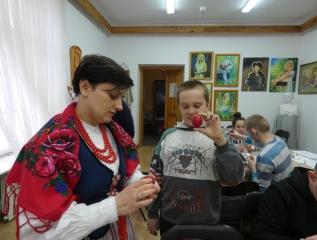 Specjalny Ośrodek Wychowawczy - Wizyta w Muzeum Regionalnym w Łukowie