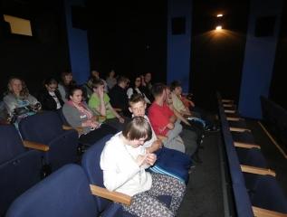 Specjalny Ośrodek Wychowawczy - Wyjście do kina