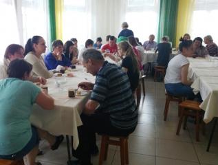 Specjalny Ośrodek Wychowawczy - Co król jada na śniadanie?- przedstawienie na Dzień Rodziny