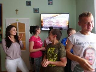 Specjalny Ośrodek Wychowawczy - Konkurs karaoke