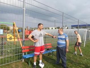 Specjalny Ośrodek Wychowawczy - Każdy chłopak w piłkę kopie-zajęcia sportowe