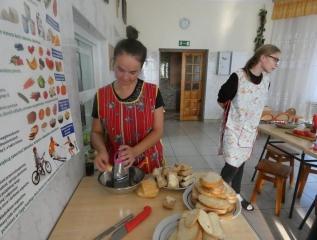 Specjalny Ośrodek Wychowawczy - Zajęcia kulinarne