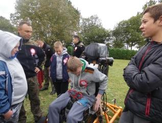 Specjalny Ośrodek Wychowawczy - Wyjazd do Ignacowa na piknik patriotyczny
