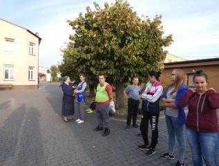 Specjalny Ośrodek Wychowawczy - Próbna ewakuacja